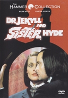 Dr. Jekyll and Sister Hyde - DVD cover (xs thumbnail)