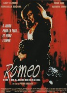 Romeo Is Bleeding - French Movie Poster (xs thumbnail)