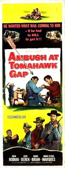 Ambush at Tomahawk Gap - Movie Poster (xs thumbnail)