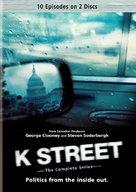 """K Street"" - DVD cover (xs thumbnail)"