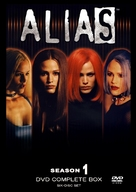"""Alias"" - Japanese DVD movie cover (xs thumbnail)"