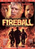 Ablaze - Polish DVD cover (xs thumbnail)
