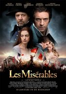 Les Misérables - Dutch Movie Poster (xs thumbnail)