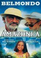 Amazone - Czech DVD movie cover (xs thumbnail)