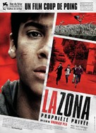 La zona - French Movie Poster (xs thumbnail)