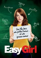 Easy A - French DVD movie cover (xs thumbnail)