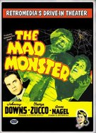 The Mad Monster - DVD cover (xs thumbnail)