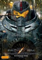 Pacific Rim - Australian Movie Poster (xs thumbnail)