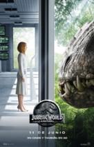 Jurassic World - Chilean Movie Poster (xs thumbnail)