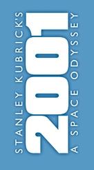 2001: A Space Odyssey - Logo (xs thumbnail)