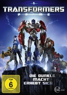 """Transformers Prime"" - German DVD movie cover (xs thumbnail)"