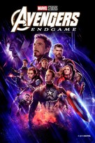 Avengers: Endgame - Movie Cover (xs thumbnail)