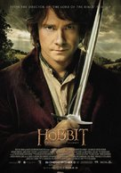 The Hobbit: An Unexpected Journey - British Movie Poster (xs thumbnail)