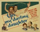 Yes, My Darling Daughter - Movie Poster (xs thumbnail)