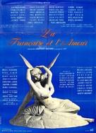 La française et l'amour - French Movie Poster (xs thumbnail)