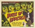 House of Dracula - Re-release movie poster (xs thumbnail)