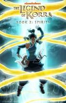 """The Legend of Korra"" - DVD movie cover (xs thumbnail)"