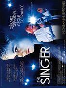 Quand j'étais chanteur - British poster (xs thumbnail)