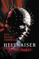 Hellraiser: Hellseeker - DVD cover (xs thumbnail)