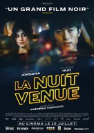 La nuit venue - French Movie Poster (xs thumbnail)