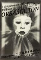La strada - Hungarian Movie Poster (xs thumbnail)