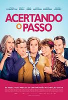 Finding Your Feet - Brazilian Movie Poster (xs thumbnail)