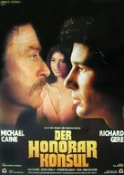 The Honorary Consul - German Movie Poster (xs thumbnail)