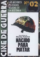 Full Metal Jacket - Argentinian DVD cover (xs thumbnail)