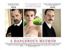A Dangerous Method - British Movie Poster (xs thumbnail)