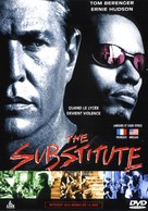 The Substitute - French Movie Cover (xs thumbnail)