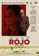 Rojo - Spanish Movie Poster (xs thumbnail)
