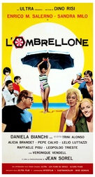 L'ombrellone - Italian Movie Poster (xs thumbnail)