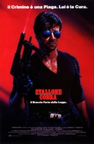Cobra - Italian Movie Poster (xs thumbnail)
