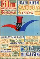 Around the World in Eighty Days - Polish Movie Poster (xs thumbnail)