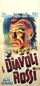Daniel Boone - Italian Movie Poster (xs thumbnail)