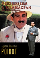 """Poirot"" Peril at End House - Hungarian Movie Cover (xs thumbnail)"
