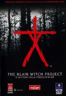 The Blair Witch Project - Italian Movie Cover (xs thumbnail)