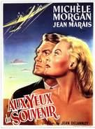 Aux yeux du souvenir - Belgian Movie Poster (xs thumbnail)