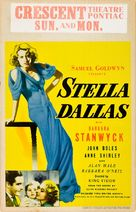 Stella Dallas - Movie Poster (xs thumbnail)