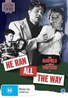 He Ran All the Way - Australian DVD cover (xs thumbnail)