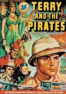 Terry and the Pirates - DVD cover (xs thumbnail)