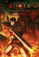 """Dota: Dragon's Blood"" - Movie Poster (xs thumbnail)"