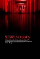 Scary Stories to Tell in the Dark - British Movie Poster (xs thumbnail)