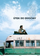 Into the Wild - Slovak Movie Poster (xs thumbnail)