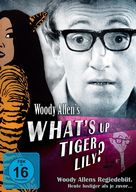 What's Up, Tiger Lily? - German DVD cover (xs thumbnail)