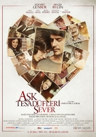 Ask Tesadüfleri Sever - Turkish Movie Poster (xs thumbnail)