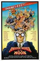 Amazon Women on the Moon - Movie Poster (xs thumbnail)