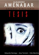 Tesis - Argentinian Movie Cover (xs thumbnail)