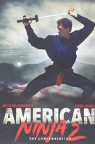 American Ninja 2: The Confrontation - Movie Cover (xs thumbnail)