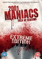 2001 Maniacs: Field of Screams - British Movie Cover (xs thumbnail)